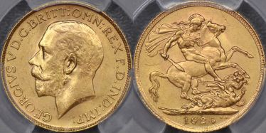 1924 Pretoria Sovereign