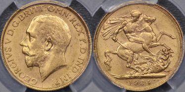 1924 Sydney Sovereign