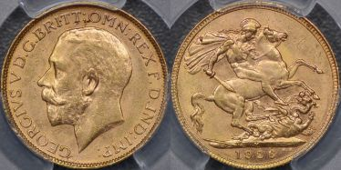 1926 Melbourne Sovereign