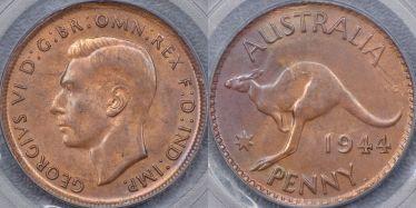 1944 Perth Penny