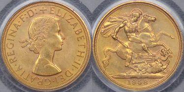 1958 Sovereign