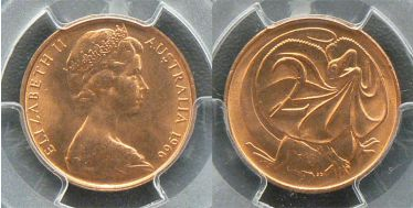 1966 Two Cent
