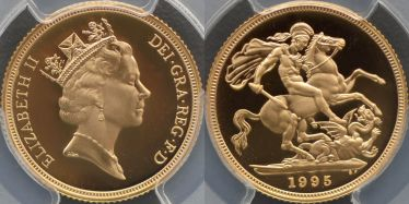 1995 Proof Sovereign