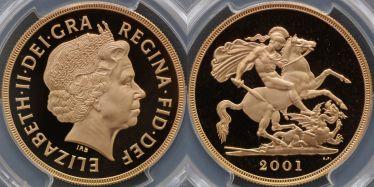 2001 Five Pound