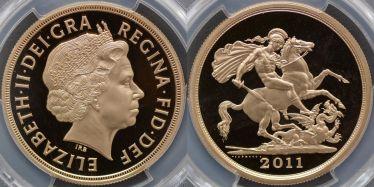 2011 Five Pound