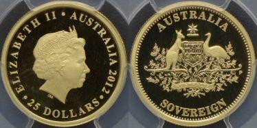 2012 Perth Mint