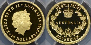 2015 Perth Mint