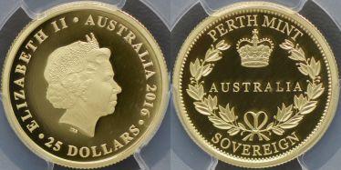 2016 Perth Mint