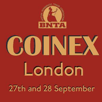 We'll be at Coinex 2019