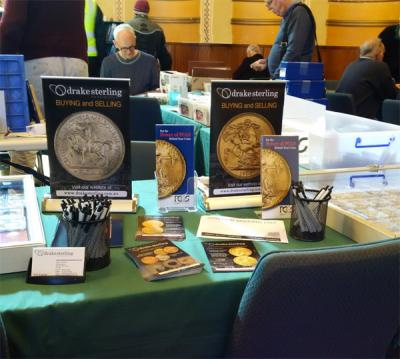 The Petersham Coin Fair - photo recap