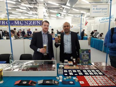 Numismata Coin Show Munich 2017