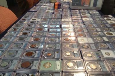 Australia's professional coin grading service, PCGS