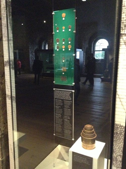Coin display