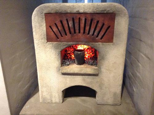 Coin furnace