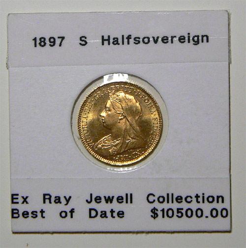Coin holder 2006