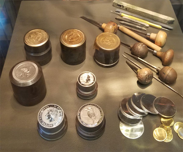 Coin tools