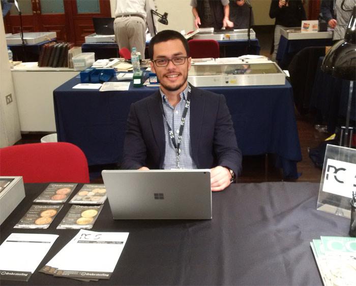Eric Eigner coin dealer