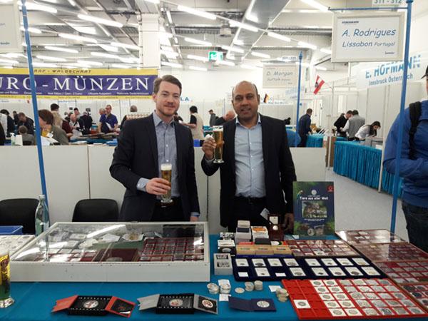 European coin dealers
