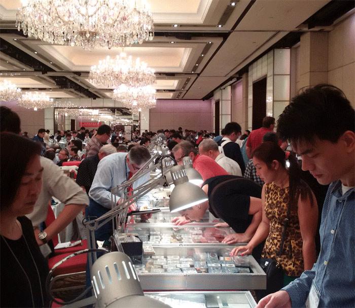 Hong Kong Coin Show bourse