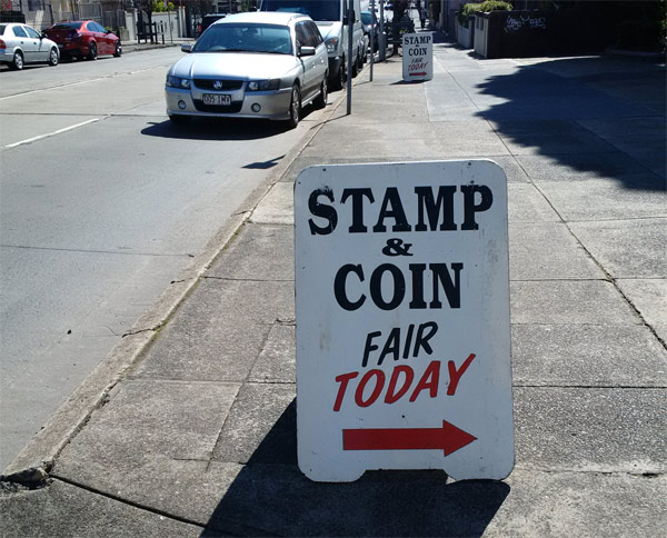 Petersham Coin bourse