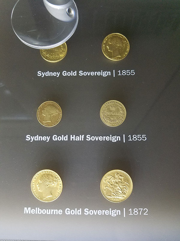 Sydney Mint sovereigns